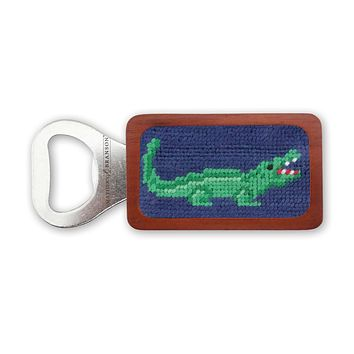 Alligator Bottle Opener by Smathers & Branson