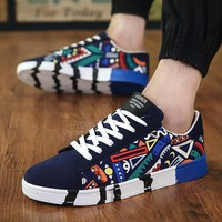 Canvas Shoes Sports Boy Student Shoes Skateboarding Sports Canvas Shoes Sneakers Original classic Star Breathable Men Shoe