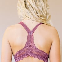 Date Night Bralette - Various Colors Available