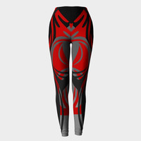 Tribal Heart 2 Leggings