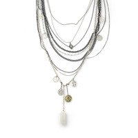 Chapman Coin Necklace