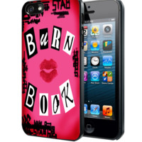 The Burn Book Samsung Galaxy S3 S4 S5 Note 3 , iPhone 4 5 5c 6 Plus , iPod 4 5 case