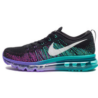 NIKE WOMENS FLYKNIT MAX - BLACK | Undefeated