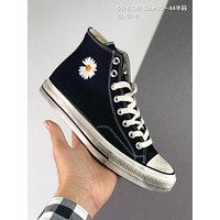 Converse * PEACEMINUSONE cheap mens and womens Fashion Canvas Flats Sneakers Sport Shoes