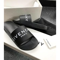 GIVENCHY PARIS andals Comfortable Loose Slippers-3