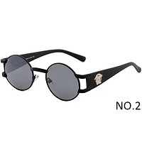 Versace 2018 Men's and Women's High Quality Trendy Sunglasses F-ANMYJ-BCYJ NO.2
