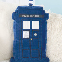 Doctor Who Throw or Pillow