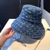 LV Louis Vuitton Women Fashion Casual Hat Cap
