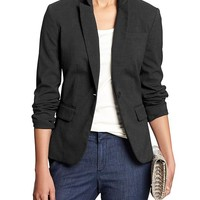 Banana Republic Womens Factory Classic Blazer