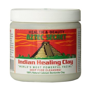 Aztec Secret Indian Healing Clay Deep Pore Cleansing - 1 lb