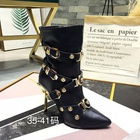 Versace Tribute Ankle Boots Item #1