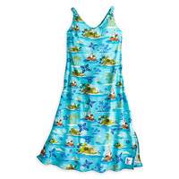 Disney Moana Woven Dress for Women | Disney Store