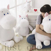 Kpop 2Ne1 Stuffed Cosplay Animals Plush Toy Cute Hippo Moomin Pillow Kids Gift