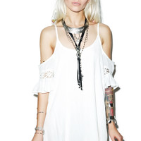 Rise of Dawn Get Together Dress White
