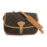 Louis Vuitton Monogram Sologne M42250 Women's Shoulder Bag Monogram BF313811