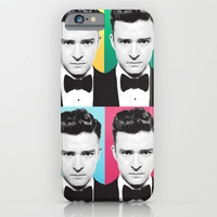 JT **** iPhone & iPod Case by Hands In The Sky