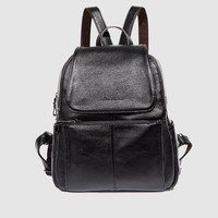 Fashionable and contracted female backpack