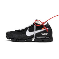 OFF-WHITE x Air VaporMax - Nike - AA3831 001 - black/white-clear | GOAT