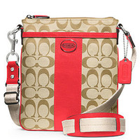 COACH LEGACY SIGNATURE SWINGPACK - Coach Special Offers - Handbags & Accessories - Macy's