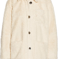 Opening Ceremony - Faux shearling coat