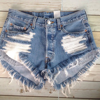 Patel goth Soft grunge clothing Levi High waisted jean shorts Tumblr Indie Festival