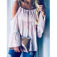 In A Daze Top - Pink