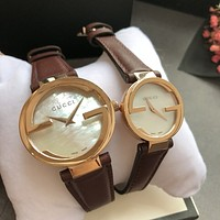 Hot33 Hot Vintage Fashion Quartz Classic Watch Round Ladies Women Men wristwatch On Sales Jovia