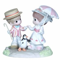 Precious Moments It's a Jolly Holiday with You Figurine