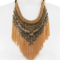 Natasha Cleopatra Dangle Necklace | Dillards