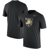 Army Black Knights Nike Logo Legend Dri-FIT Performance T-Shirt - Black