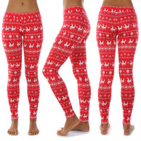 Red Trousers Pants _ 11920
