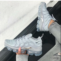 Nike Air Max Vapormax Plus TN Vascular Atmospheric Cushion Men's and Women's Casual Sports Shoes
