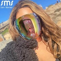 Protective Anti-Spray Mask Protective Sunglasses Ships From a United States Supplier