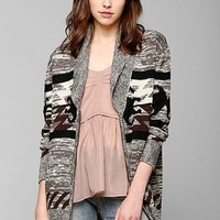 Love Madly Fair Isle Cardigan  - Urban Outfitters