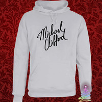 michael clifford heppy hoodie in heppy new year and merry christmas.