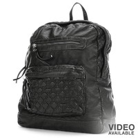 Mudd Quincy Quilted Backpack