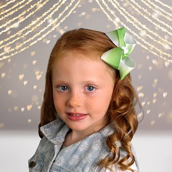Girls Ombre Gradient or Faded Hair bow