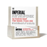 Men's Shave Soap - Facial Soap - Imperial Barber Products