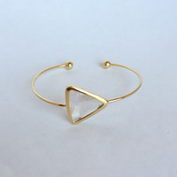 Three Corners Bracelet