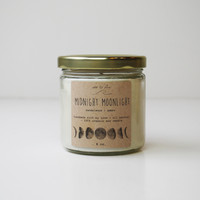 """Midnight Moonlight"" Soy Candle"