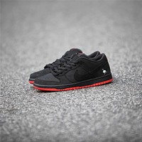 Nike SB Dunk Low TRD QS ¡°Pigeon¡± 883232-008 Size 36--45