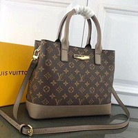 new lv louis vuitton womens leather shoulder bag lv tote lv handbag lv shopping bag lv messenger bags 437