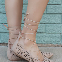 Endless Love Flats - Sand