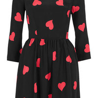 Long Sleeve Heart Flippy Dress - Dresses & Playsuits - New In This Week  - New In