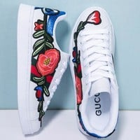 One-nice™ Gucci Fashion Embroidery Old Skool Sneakers Sport Shoes