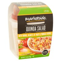 Marketside Quinoa Salad with Mango, Hearts of Palm & Piquillo Pepper, 7.4 oz - Walmart.com