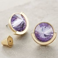 Sarah Magid Pointillist Studs in Lilac Size: One Size Earrings