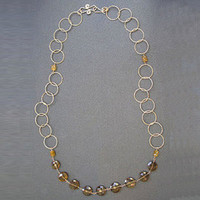Necklace 208 - GOLD