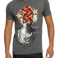 Panic! At The Disco Flower Head T-Shirt
