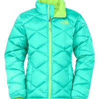 The North Face Girl's 'Aconcagua' Water Resistant Down Jacket